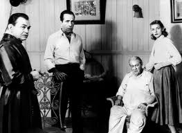 Robinson, Bogart, Barrymore and Bacall. What a cast!